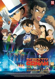 Detektiv Conan – The Movie (23) – Die stahlblaue Faust